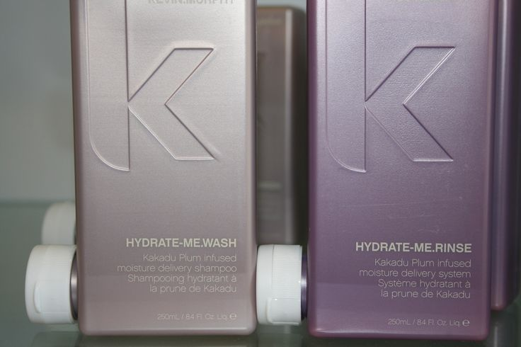HYDRATE-ME.WASH.RINSE  Hydrating for normal to dry hair. It is for hair that just cannot be repaired, for hair that is naturally dry, or for hair that lives in a very dry climate. Think of it as a hair concealer as it disguises the damage. It will nourish dry hair and make split ends unrecognizable. We applied this to hair and found that it gave hair a glossy shield than hid any signs of damage and resulted in a smoother cuticle.