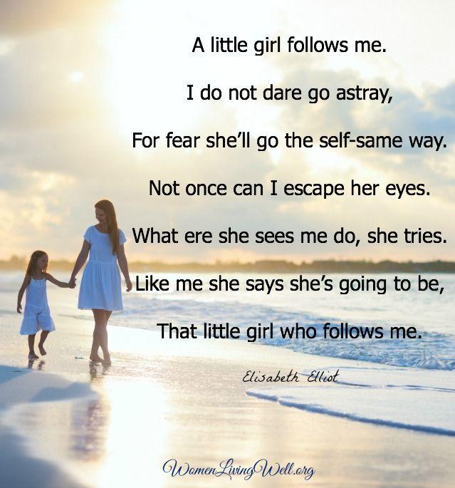 Elisabeth Elliot poem