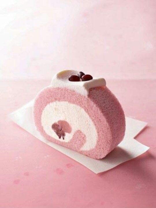 japanese snacks recipes | Sakura cake | Asian Food & Recipes
