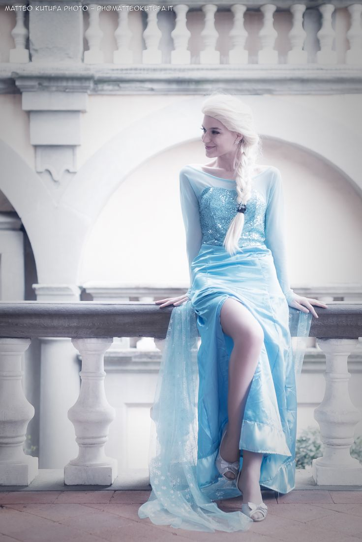 Elsa (Frozen) Cosplay by Matteo Kutufa on 500px