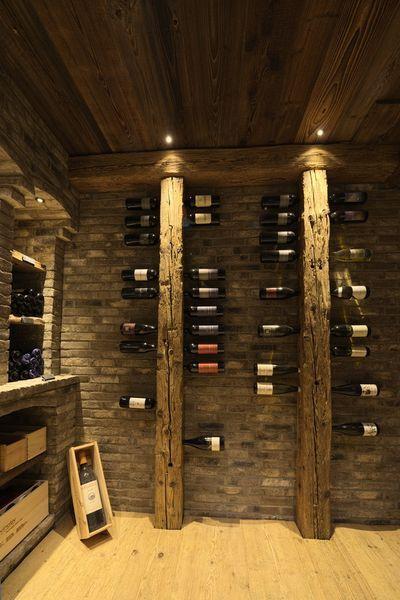 Projekt-Galerie der realisierten Weinkeller in der…