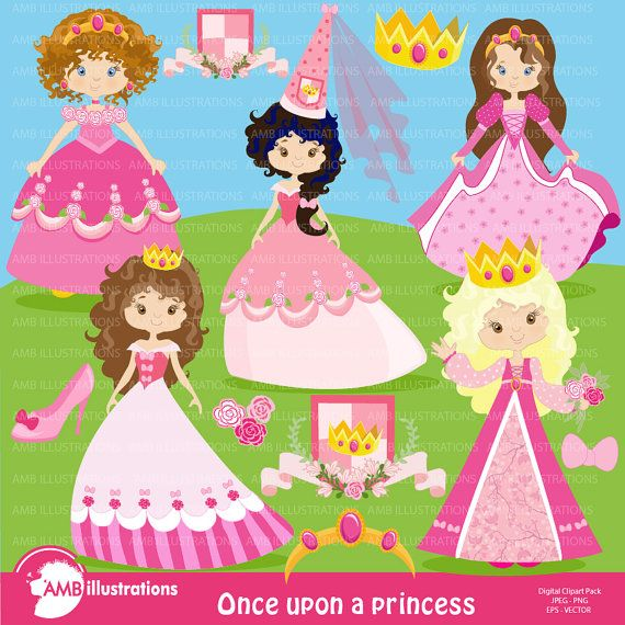 1000+ images about Princess - ClipArt on Pinterest   Rapunzel ...