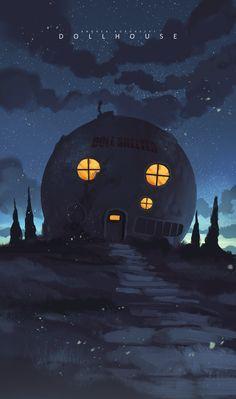 Dollhouse.png 945×1,600 ピクセル