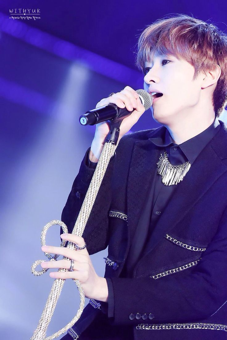 Eunhyuk - 2015 New Year Concert