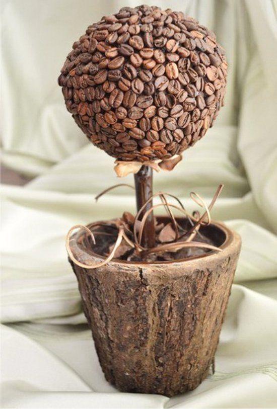 кованые дерево из кофе своими руками фото каждый садовод