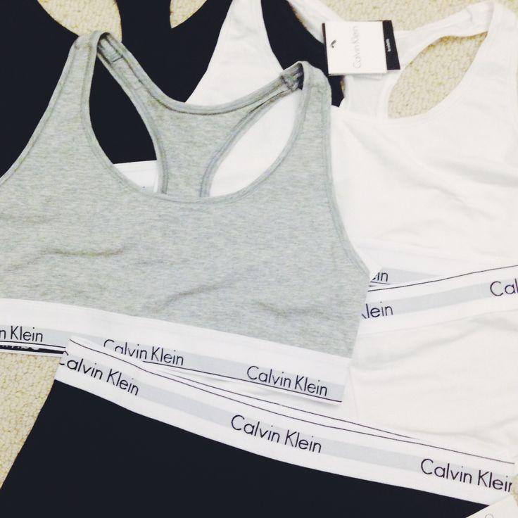 Výsledek obrázku pro calvin klein female grey underwear set