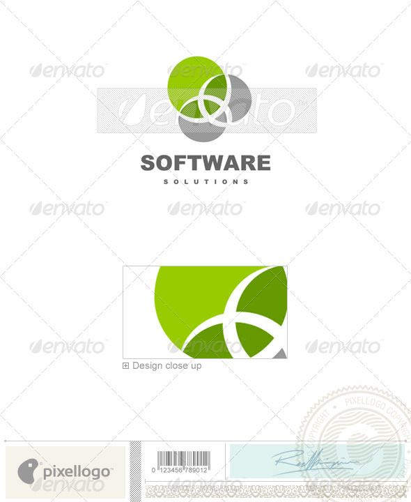 Technology Logo - 472 by pixellogo An excellent logo template highly suitable for technology, communications and software development businesses. Fully layered logo