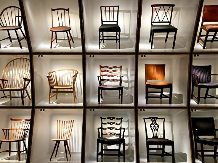 Visit the Design Museum of Denmark in Copenhagen