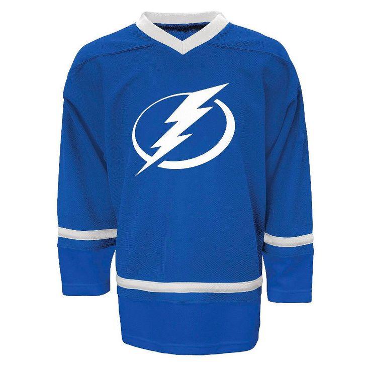 Tampa Bay Lightning Johnson Boys Jersey