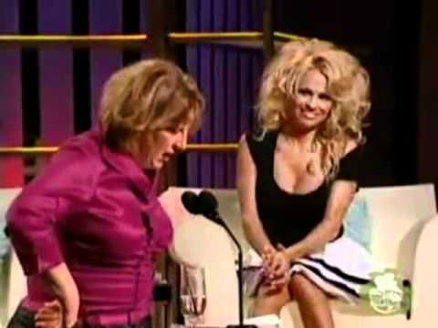 Lisa Lampanelli roasts Pam Anderson - YouTube