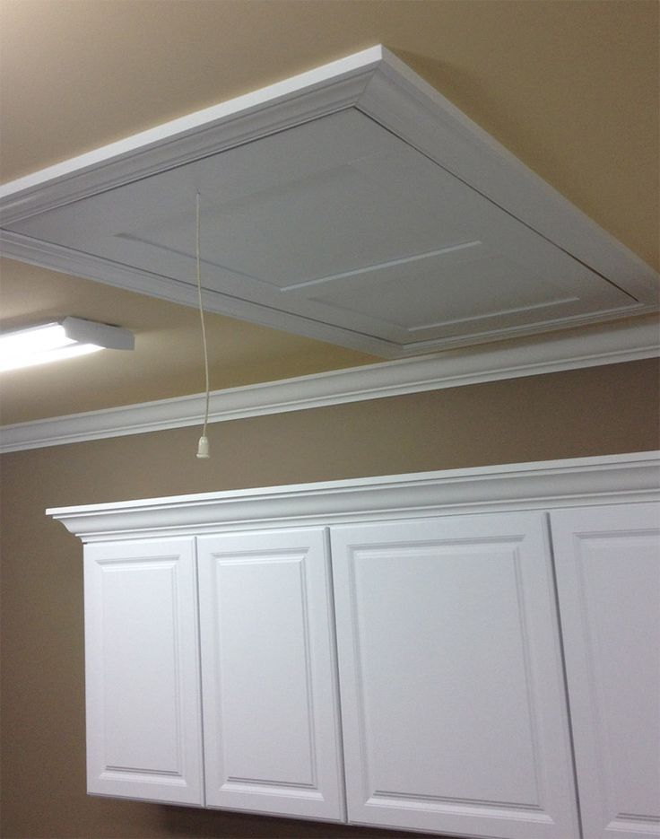 Attic Door With Satin Finish My Garage Renovation