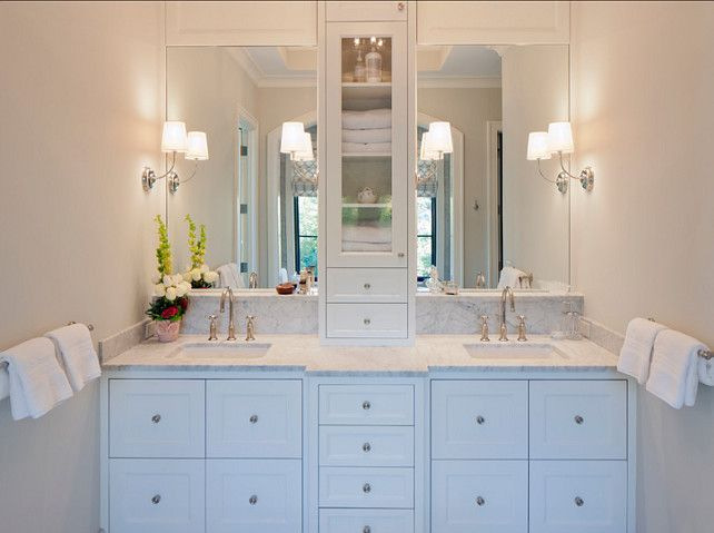1000 Ideas About Small Double Vanity On Pinterest Double Vanity Girl Bathrooms And Oval Mirror