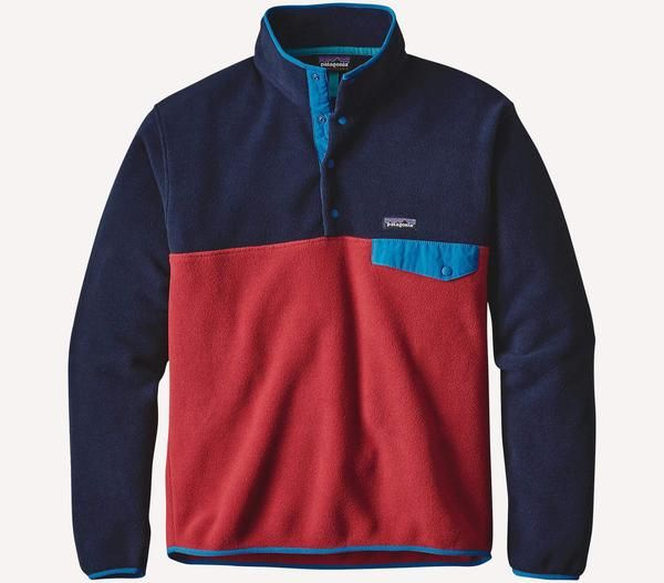 Patagonia Lightweight Synchilla Snap-T Pullover – Man Outfitters
