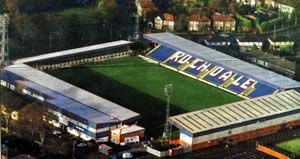 Another protected ground: Spotland, home to Rochdale AFC and Rochdale Hornets. The Hornets successfully applied for ACV status.