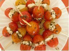 aperitivos faciles y rapidos   Rápidos y fáciles de preparar