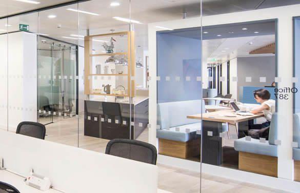 Офисное пространство, Виртуальный офис и рабочая область Аренда |  Regus Соединенные Штаты Америки