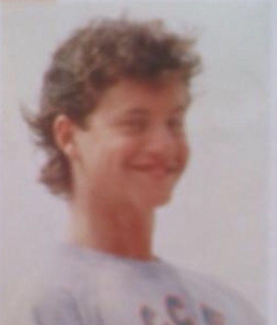 Kirk Cameron in 1987