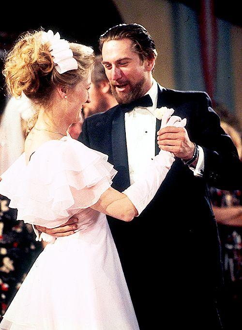 "Meryl Streep & Robert DeNiro in ""The Deer Hunter"""