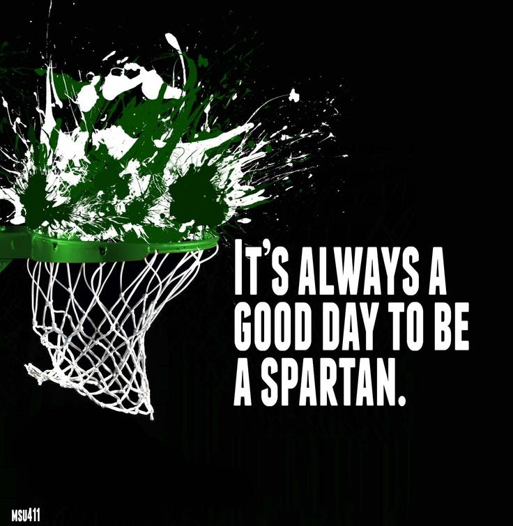 Woohoo good job MSU women's basketball @MichiganStateSpartans