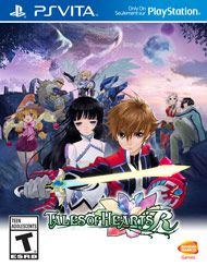 Boxshot: Tales of Hearts R - GameStop Exclusive by Bandai Namco Games America Inc.