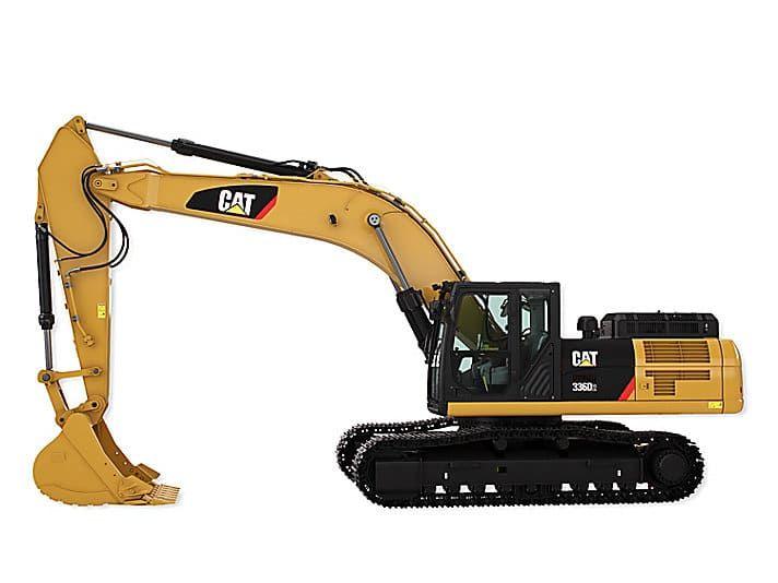 Las Maquinas Caterpillar Sus Aplicaciones Y Usos Renta De Maquinaria Para Construccion Miflota Blog Paper Models Hydraulic Excavator Construction Vehicles