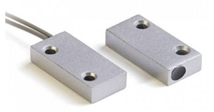 Μαγνητική επαφή βαρέως τύπουMC16M   Μαγνητική επαφή βαρέως τύπου Άνοιγμα επαφής 3-4 Διαστάσεις 32x15x8mm