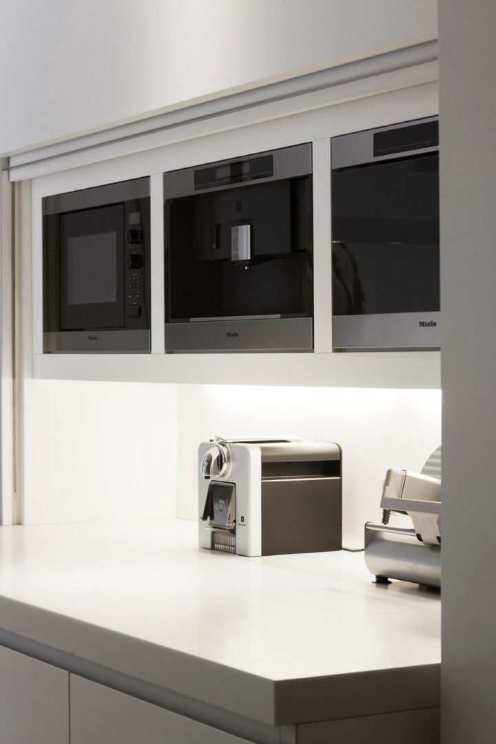 cocina con hornos y electros escondidos - iXtra   Cooking