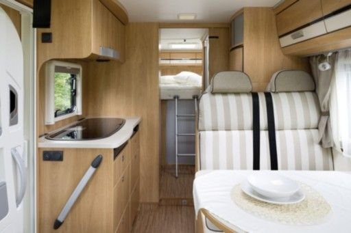 compact luxury globebus i 1 (or similar) - motorhome rental in Sweden.
