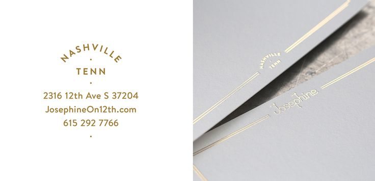 An elegant neighborhood hang that serves elevated comfort food and classic cocktails with an easygoing vibe.Logo script designed by Austin Gray