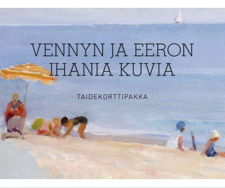 Vennyn ja Eeron ihania kuvia -taidekorttipakka | Suomen Mielenterveysseura