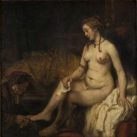 Restoration of a Rembrandt