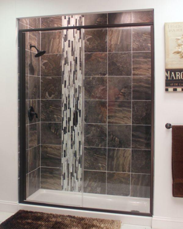 Semi Frameless Swing Door Uptown Series Cardinal Unique Flooring Glass Waterfall Ceiling Design