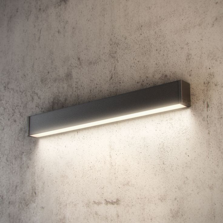 Slim C LED WALL is a surface mounted wall light that can be positioned for up or down illumination. It is part of the slim range utilising the slim 40mm lens and uses the light tray 40 LED with Tridonic Linear Light Engine HE or HO LED boards | http://www.darkon.com.au/product/slim-c-led-wall/