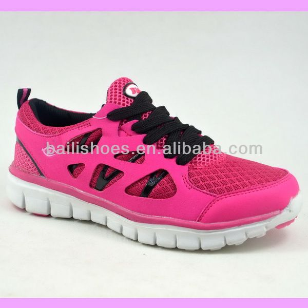 Lady's fashion sport shoes,comfortable soft casual style 2013