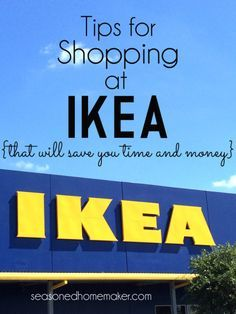Shopping At Ikea Can Be Difficult Unless You Have A Plan. I Spent Months  Planning