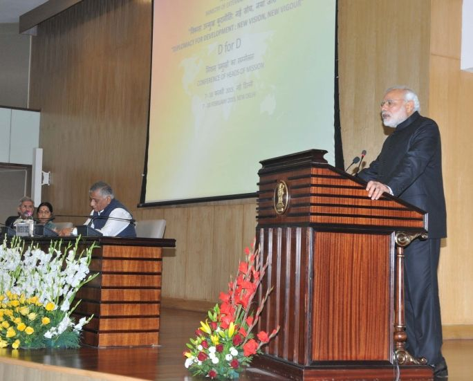 PM to Heads of Indian Missions