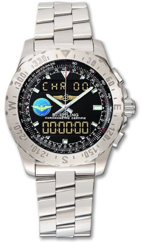 Breitling Professional Airwolf Limited Edition Mens Watch A7836323/Ba86