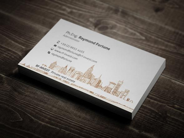 46 best business cards images on pinterest business cards visit real estate business card reheart Image collections