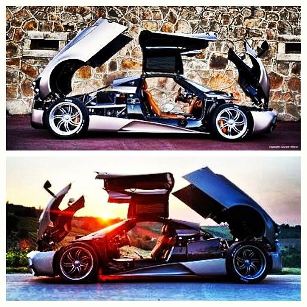 1000+ Images About Pagani On Pinterest