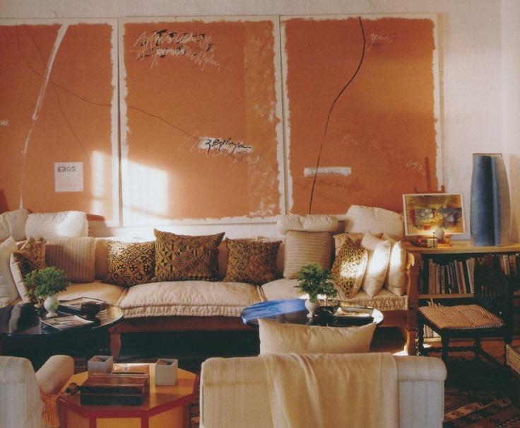 John stefanidis patmos greece beautiful interiors for John stefanidis interior design