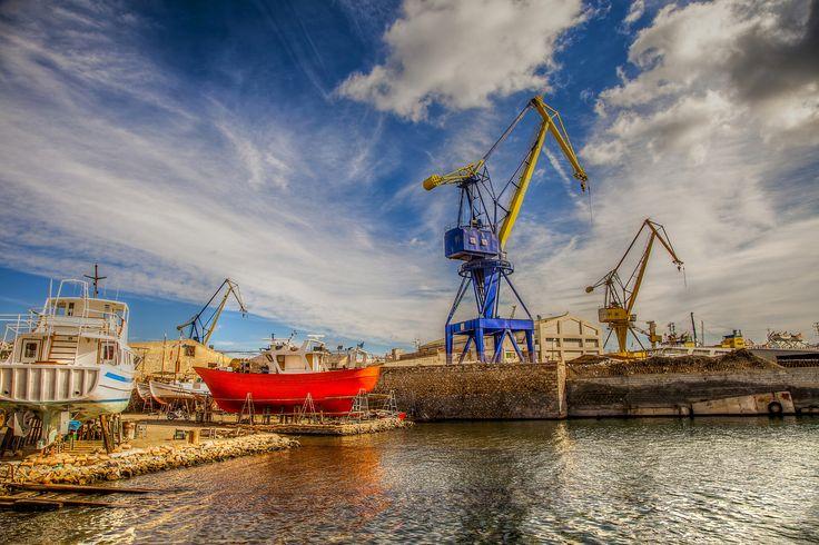 Shipyard by Eleni Mac Synodinos on 500px