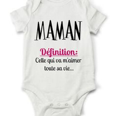 Body grenouillère définition de maman...