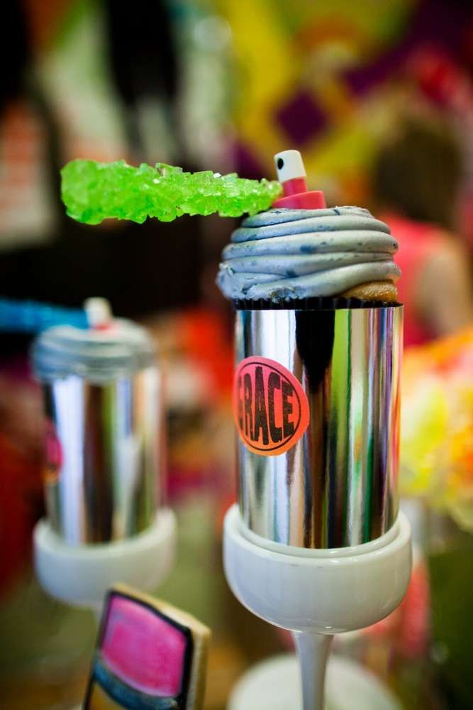 Best  Neon Cupcakes Ideas On Pinterest Neon Party Foods Neon - Neon birthday party cakes
