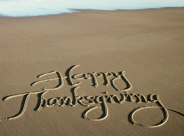 The Yacht Collection family wishes you a Happy Thanksgiving!