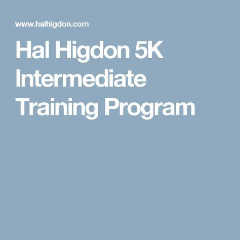 hal higdon half marathon intermediate pdf