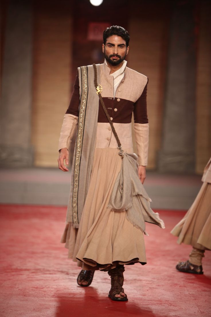 so badass - Anju Modi's Draupadi collection - indian men's fashion