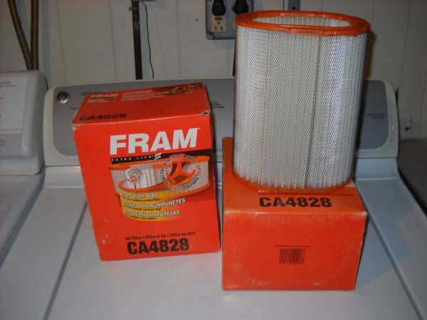 2 New Fram 4828 Air Filters (malden) $3
