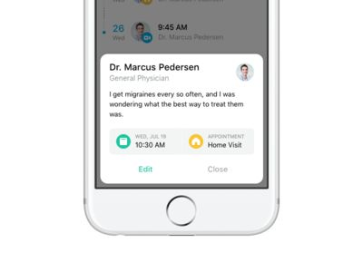 Appointment Modal