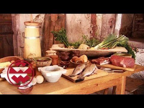 Essen im Mittelalter - Welt der Wunder