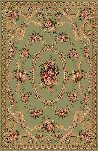 A vintage rug to add texture and warmth